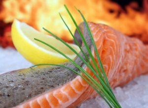 losos, ryby, zdravá výživa, pomelo zdravotní poradenství
