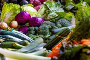 zelenina je lepší než cukr