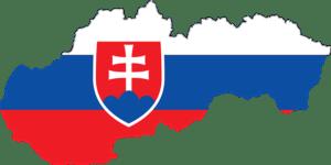 Slovenská vlajka - jak se slaví Vánoce na Slovensku